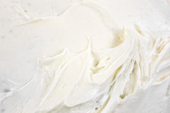 Home Baked Cake Frosting Stock Photos