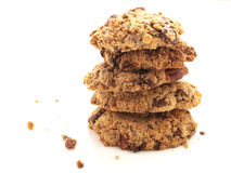 Home baked cookies Royalty Free Stock Photography