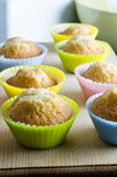 Home Baked Cupcakes Royalty Free Stock Photography