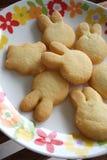 Home Baked German Cookies Stock Photo