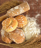 Home baked goods Royalty Free Stock Image