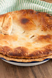 Home Baked Pie Royalty Free Stock Images