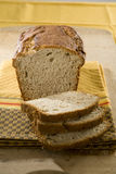 Home baked withe bread. Royalty Free Stock Image
