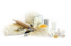 Home baking Royalty Free Stock Photography