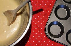 Home baking Stock Images