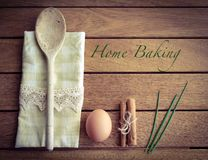 Home Baking Royalty Free Stock Image