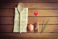Home Baking Stock Photo