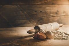 Home baking Stock Image