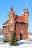 Home of Baron Munchausen Stock Image