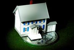 home besparingar Arkivbilder