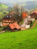 A home in the Black Forest in Germany Stock Image