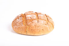 Home black hearth bread Stock Photos