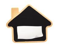 Home blackboard Royalty Free Stock Photo