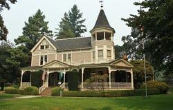 HOME bonita do Victorian Fotografia de Stock