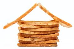 Home of bread Royalty Free Stock Photo
