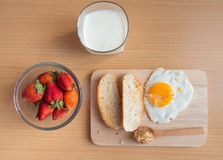 Home breakfast Stock Images
