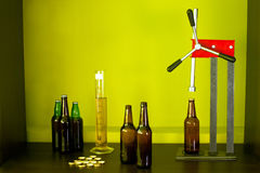 Home brewing Stock Images