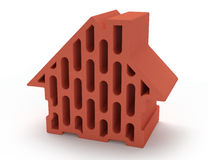 Home brick Stock Images