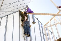 Home Building Stock Photos