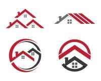 Home and building logo Template Stock Photos