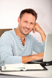 Home business Stock Photography