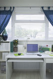Home and Business office interior set up Stock Image