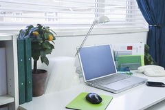 Home and Business office interior set up Stock Images