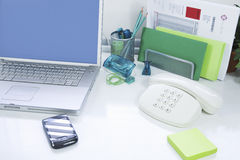 Home and Business office interior set up Royalty Free Stock Photo