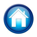 Home button Royalty Free Stock Photos