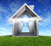 Home Buying Success Royalty Free Stock Photo