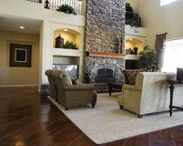 HOME californiana da propriedade Imagens de Stock Royalty Free