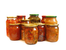 Home canning Royalty Free Stock Photo
