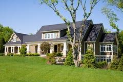 HOME cara Imagem de Stock Royalty Free