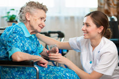 Home care Stock Photos