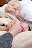 Home care Royalty Free Stock Photography