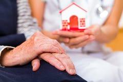 Home care Stock Photos