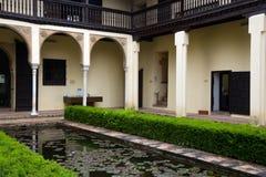 Home of Chapiz (Casa del Chapiz).  Granada Royalty Free Stock Photos
