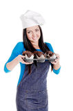 Home Chef Royalty Free Stock Photos