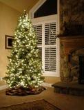 Home for Christmas Royalty Free Stock Image