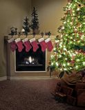 Home for christmas Royalty Free Stock Image