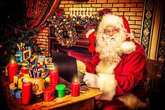 Home of Christmas Stock Images