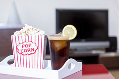 Home cinema Royalty Free Stock Image
