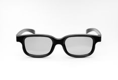 Home cinema 3D glasses Royalty Free Stock Photo