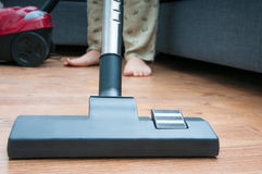 Home cleaning Royalty Free Stock Photography