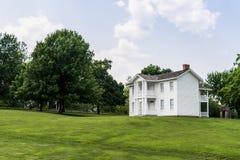 HOME colonial velha Imagens de Stock Royalty Free