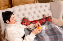 Home comfort Royalty Free Stock Photo