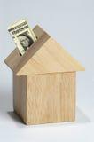 HOME como um investimento Fotografia de Stock Royalty Free