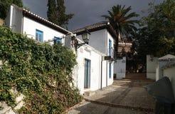 Home of Composer Manuel de Falla Stock Image