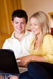 Home Computing Royalty Free Stock Image