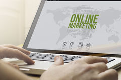 Home computing online marketing
